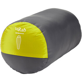 Rab Neutrino Pro 200 Sac de couchage XL Homme, sulphur
